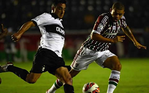 Club Olimpia vs Fluminense