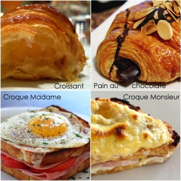 Dicas de paris gastronomia francesa mala com rodinha for Tipos de comida francesa