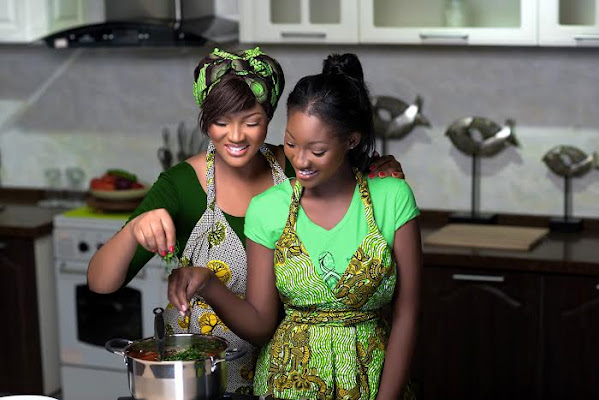 10 times Nigerian celebrities gave us Mommy and daughter goals