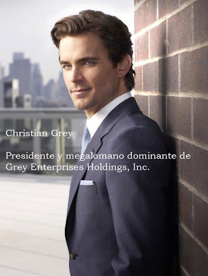 DE PELICULA: CHRISTIAN GREY - Su memoria 4.1 (50sombras) / DUO DE LAS
