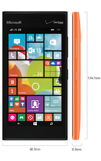Verizon Lumia 735 CDMA LTE
