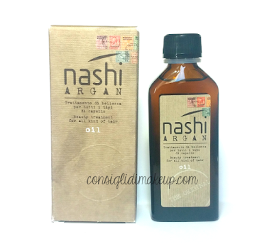 Review: Oil - Nashi Argan