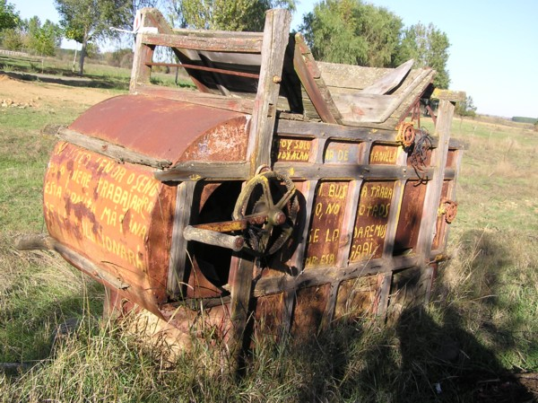 El tr bano de joarilla 07 19 11 - Aperos agricolas antiguos ...