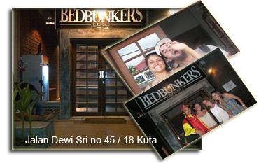 Hotel Bedbunkers Kuta