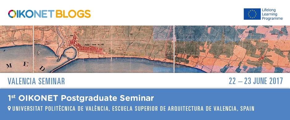 OIKONET- Valencia Seminar 2017