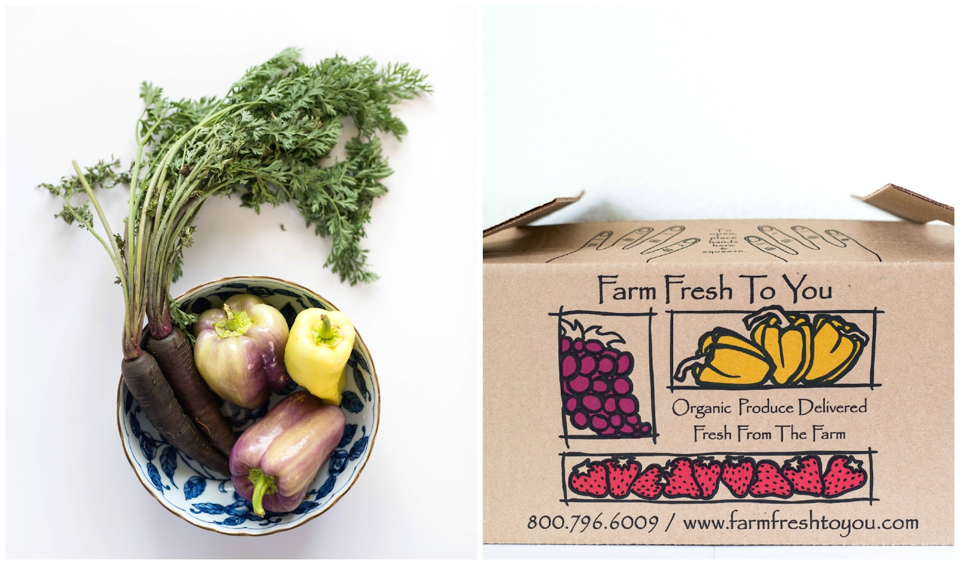 local organic produce subscription company, california, san francisco, bay area, produce delivery, farm