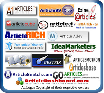 articles submission directories