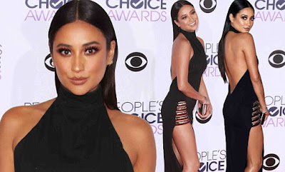 shay mitchell people choice awards