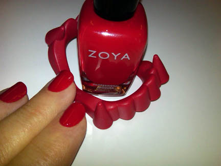 red nail polishes. Zoya makes the best nail polish colors for summer. Try Zoya Sooki today! This opaque red polish is free of harmful chemicals like toluene, formaldehyde,