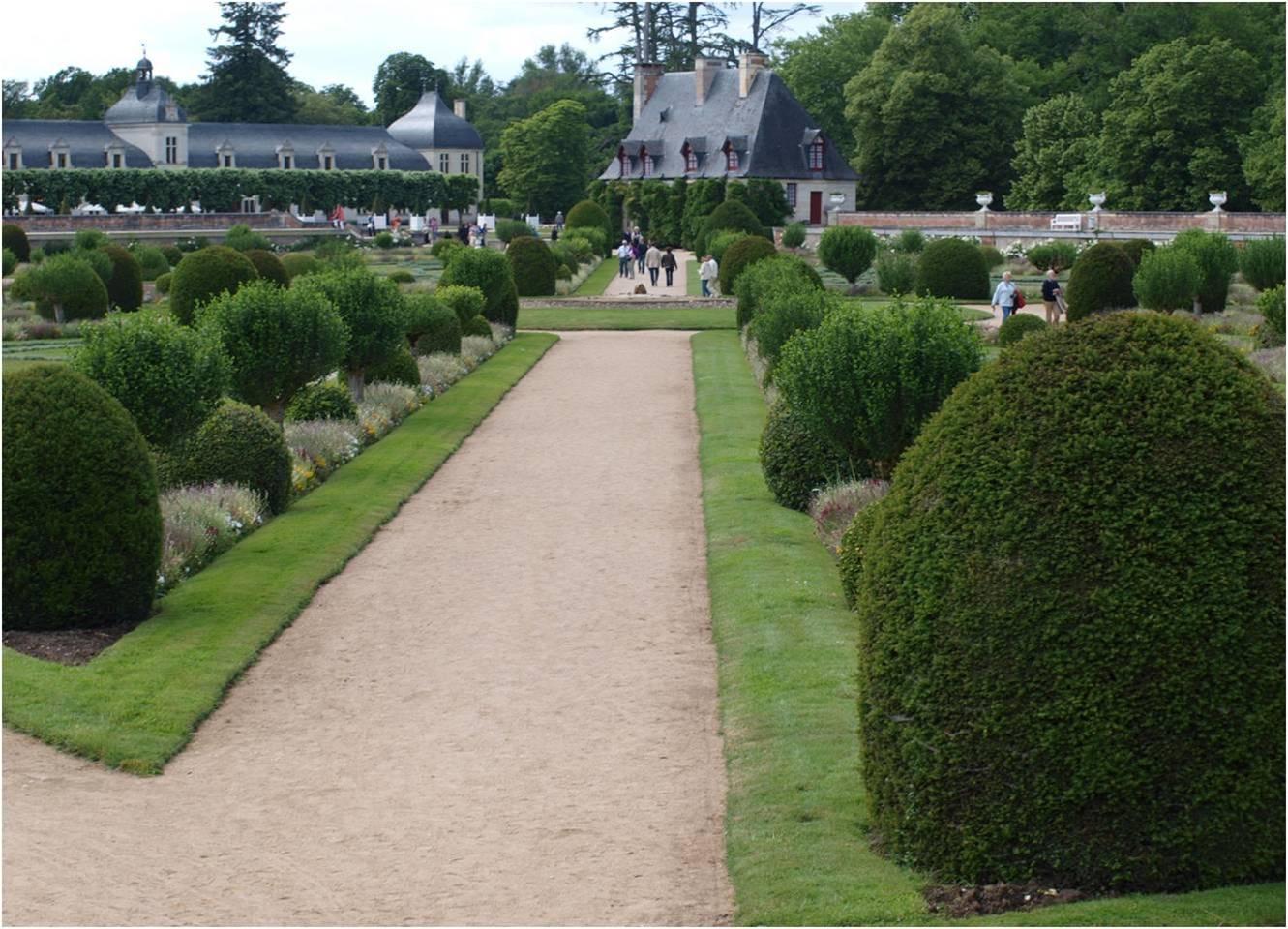 Le monde de carmine chateau de chenonceau for Les jardin de catherine