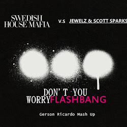Swedish House Mafia V.s Jewelz & Scott Sparks - Don't You Worry Flashbang (Gerson Ricardo Mash Up)