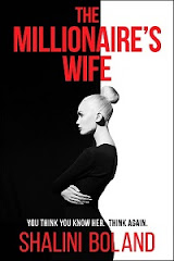 THE MILLIONAIRE'S WIFE - a twisty psychological thriller
