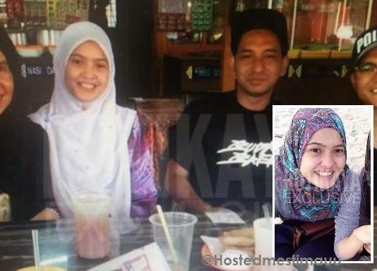 5 Gambar Wajah dan nama bakal isteri Zizan di sebar rakan sekampung