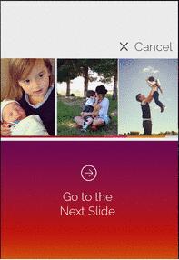 PicMotion membuat video slideshow di android