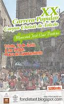 CLASIFICACIONES-IMÁGENES Carrera Corpus 2019
