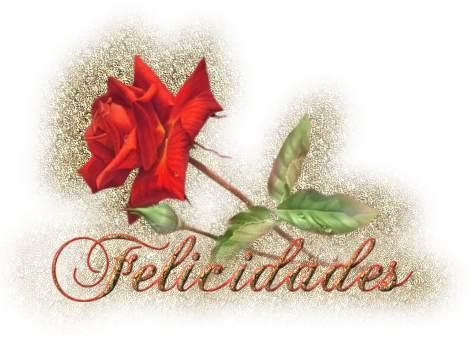 FELIZ CUMPLEAÑOS Felicidades