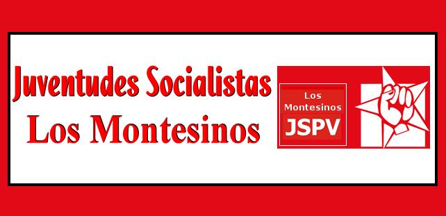 JUVENTUDES SOCIALISTAS LOS MONTESINOS