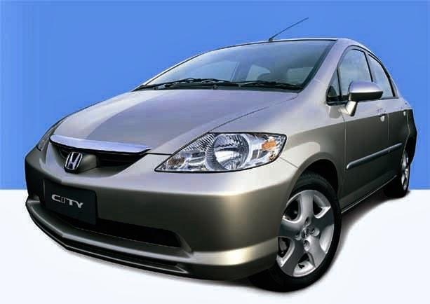 Honda City 2003