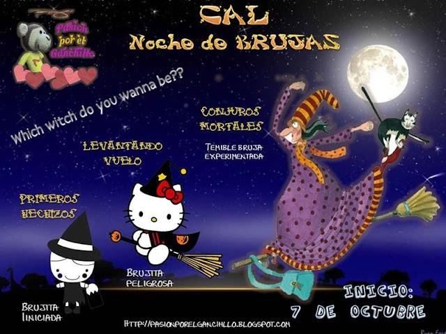 21- CAL Noche de Brujas