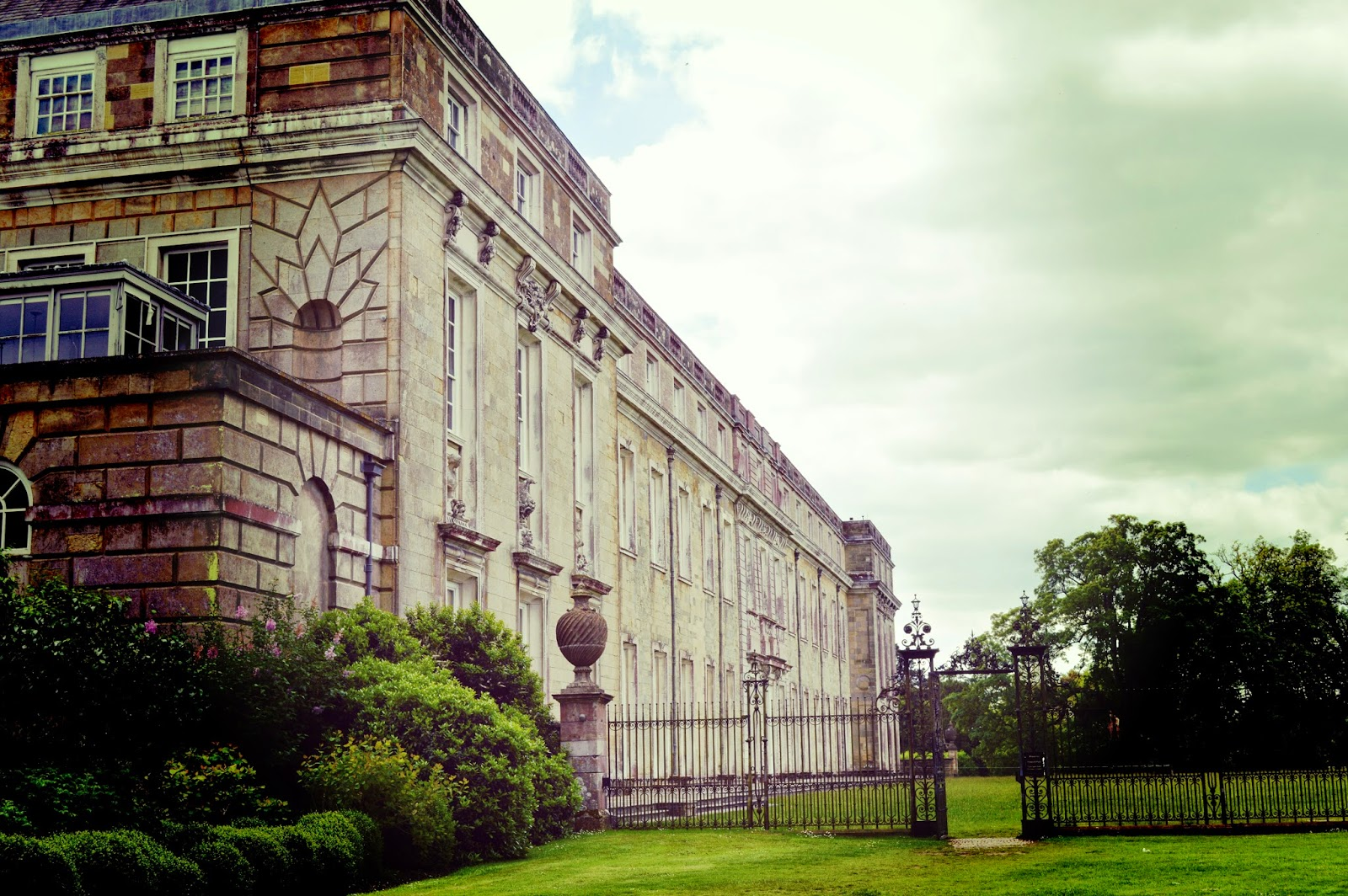 photograph, photo Petworth House and Gardens, review, visit, National Trust, west Sussex, historical home, building, 17th century, property, Percy family, England,