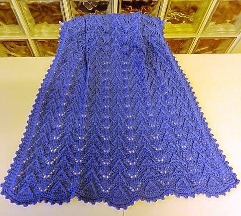 Diego's blanket - Free Pattern