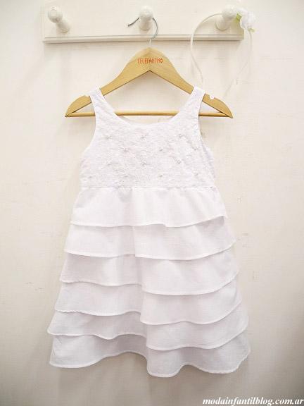 moda infantil 2014 en vestidos nenas