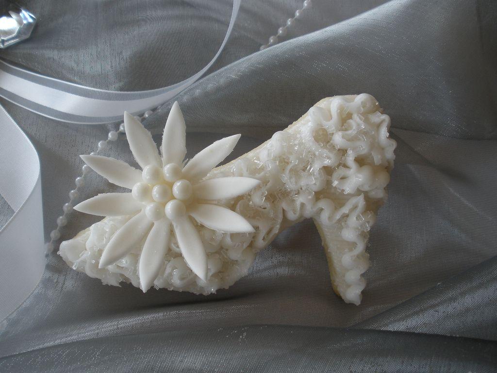 7. The Bride's Slipper! by Kim