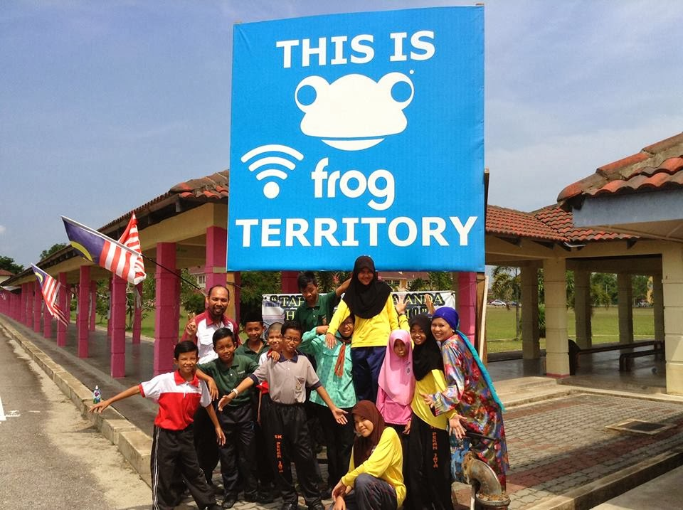 Frog Territory