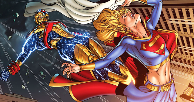 Addictedtoseries.com: Supergirl : Le méchant Reactron sera