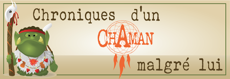 Chroniques d'un Chaman malgré lui