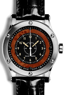 Montre Ralph Lauren Automotive Chronomètre 39mm