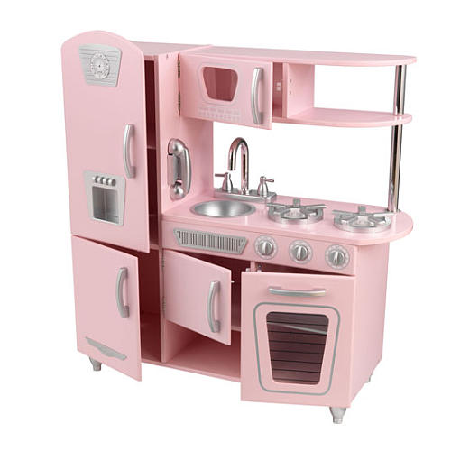 Somebody got a new kitchen the pink stilettos for Kitchen set toys divisoria