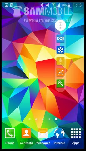 Penampakan (Tampilan) Android 5.0 L (Lollipop) dari berbagai macam antarmuka + Video