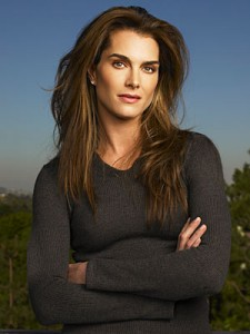 Hairstyles for 40 year old, Brooke Shields Hairstyle