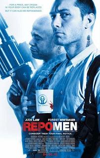 Ver pelicula online:Repo Men (Recolectores) 2010