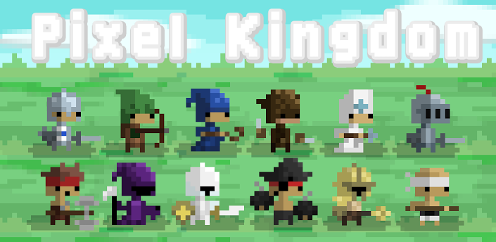 download Pixel Kingdom Mod Android