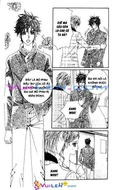 Chạm Mặt Thần Tượng chap 11 - Trang 13