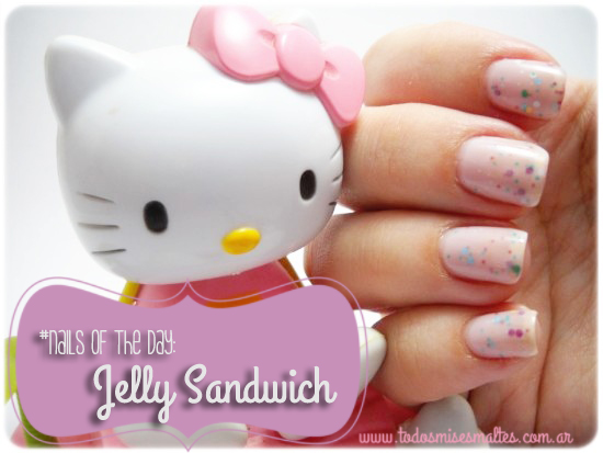 #NOTD-jelly-sandwich