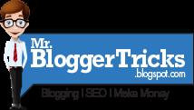Mr Blogger Tricks
