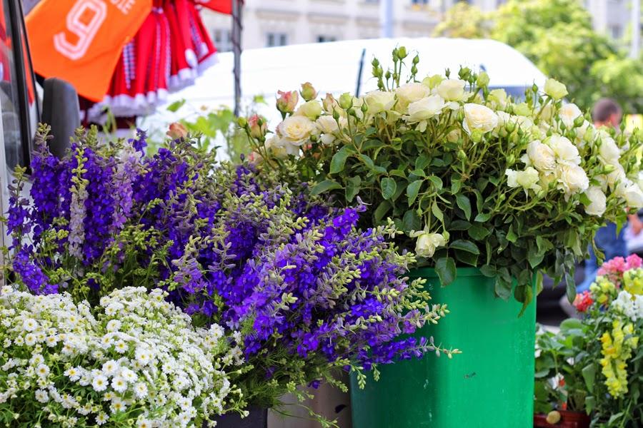 flowers nachmarkt wien rosen