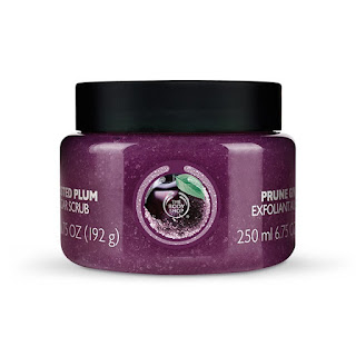The Body Shop Prugna Glassata esfoliante