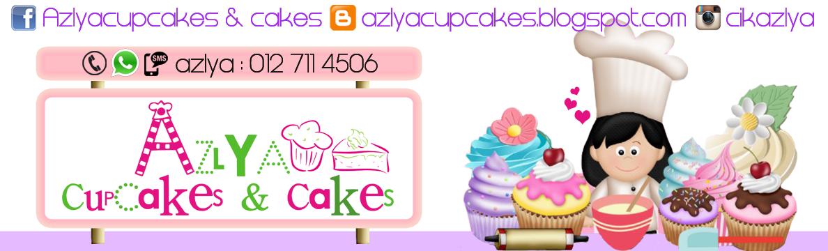 Azlya Cupcakes & Cakes