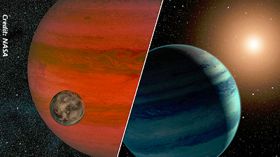 First 'Exomoon' Around Alien Planet