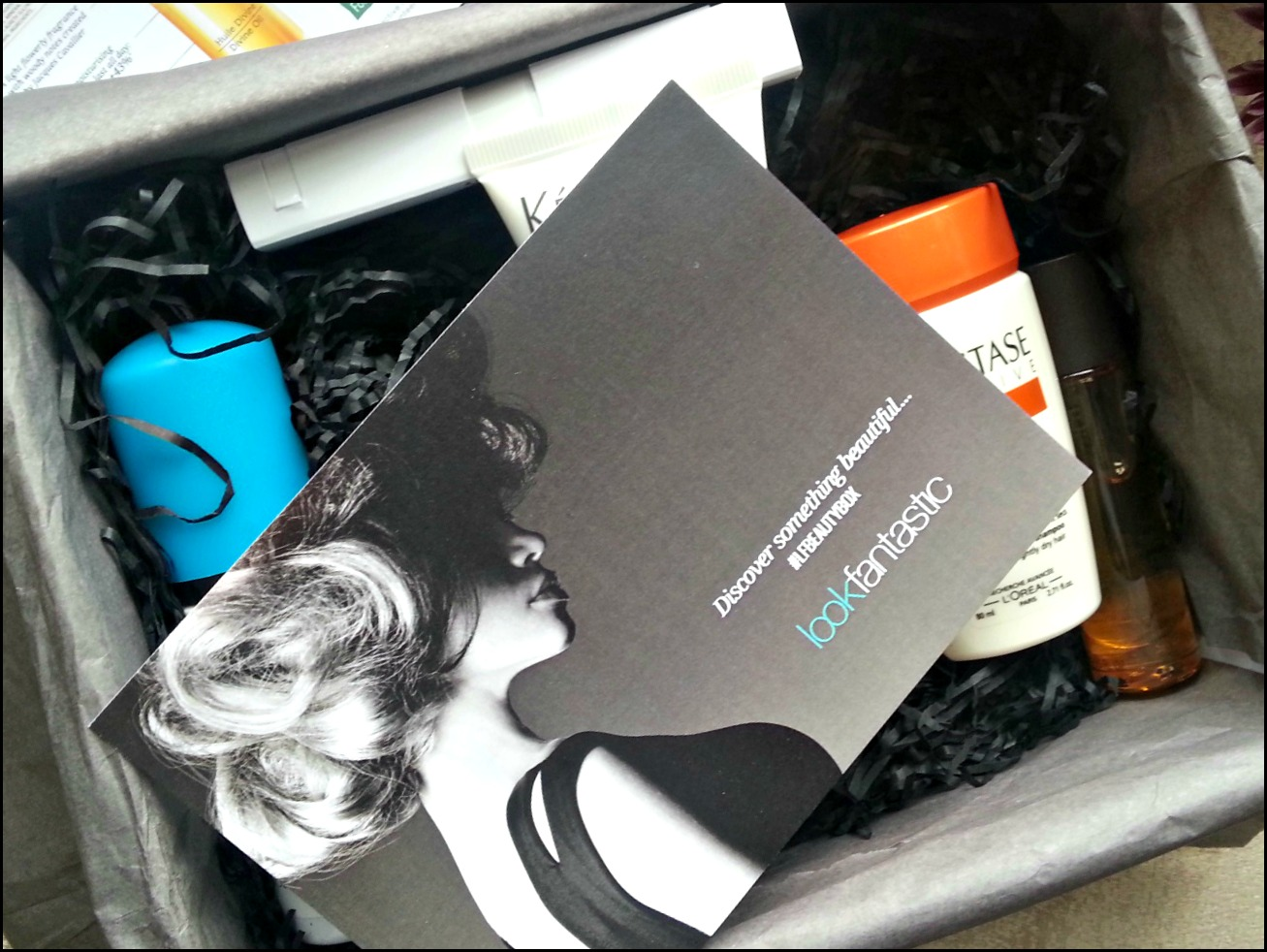 #LFBeauty box
