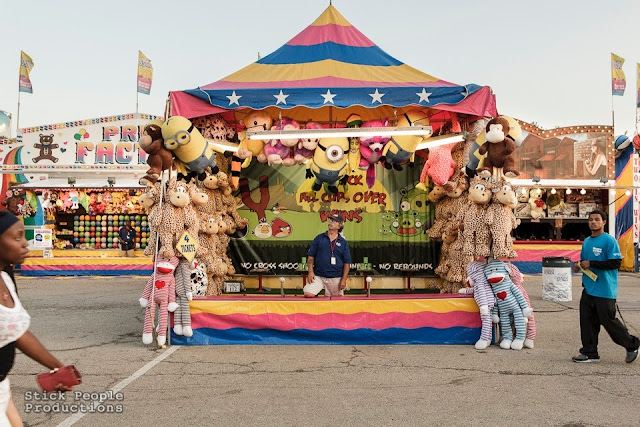 (c) Kelly Doering, Photography - Stick People Productions - WI State Fair