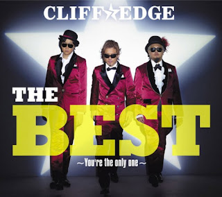 CLIFF EDGE - The Best -You're the only one-