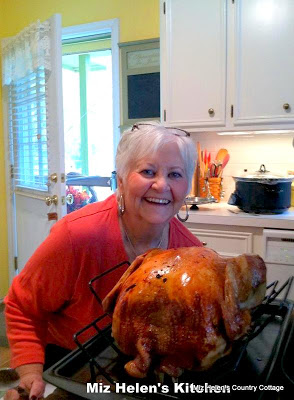 Whats For Dinner Next Week, Thanksgiving Menu at Miz Helen's Country Cottage