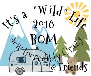 It's a Wild Life BOM