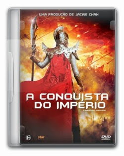 A Conquista do Império   BDRip AVI Dual Áudio + RMVB Dublado