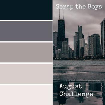 August 2019 Challenge
